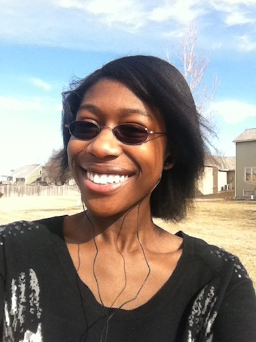 Abena Peasah is a sophomore at Free State High School in Lawrence, KS. Born to Ghanaian parents, she is studying French and Latin, and hopes to work as an interpreter one day.